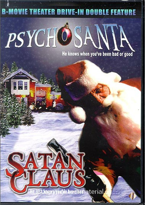 Santa slasher movie