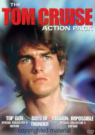 Tom Cruise Action Pack, The Movie