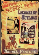 Legendary Outlaws Double Feature: Volume 2 Movie