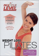 Pick Your Level: Weight Loss Pilates Movie