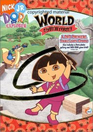 Dora The Explorer: World Adventure! Movie