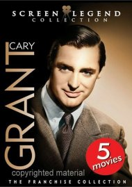 Cary Grant: Screen Legend Collection Movie