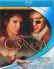 Casanova Blu-ray