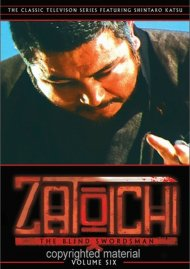 Zatoichi: TV Series Volume 6 Movie