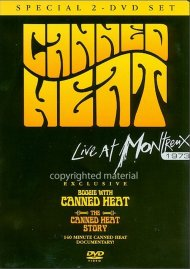 Canned Heat: Live At Montreux 1973 Movie