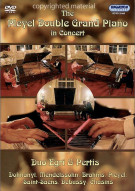 Pleyel Double Grand Piano In Concert, The Movie