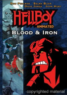 Hellboy Animated: Blood & Iron Movie