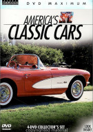 Americas Classic Cars (4 - Disc Version) Movie