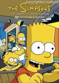 Simpsons, The: The Complete Tenth Season Movie