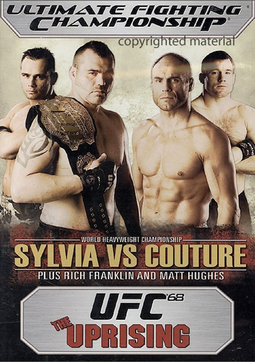 UFC 68: The Uprising Movie