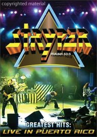 Stryper: Greatest Hits - Live In Puerto Rico Movie
