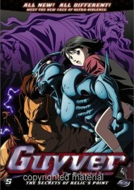Guyver: Volume 5 Movie