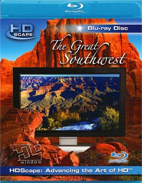 HD Window: The Great Southwest Blu-ray