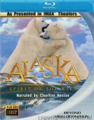 IMAX: Alaska - Spirit Of The Wild Blu-ray