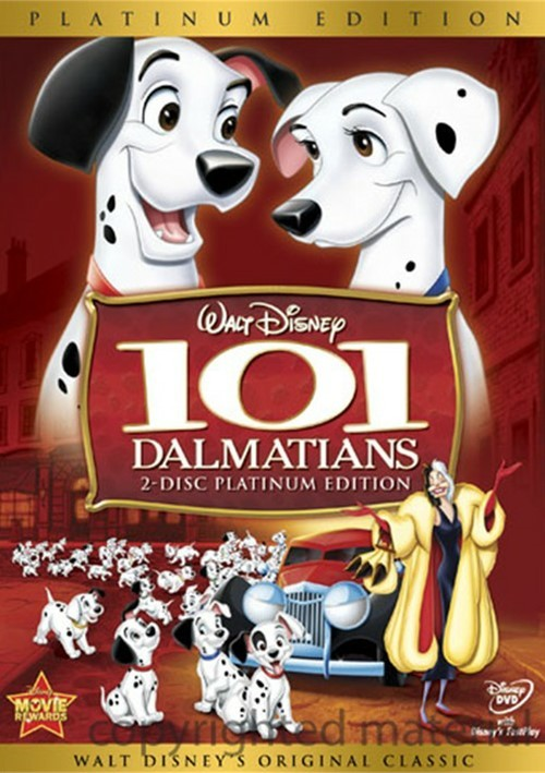 101 Dalmatians: Platinum Edition Movie