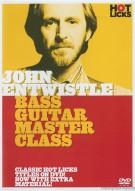John Entwistle: Bass Guitar Master Class Movie