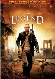 I Am Legend (Fullscreen) Movie