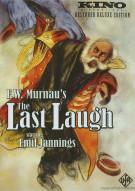 Last Laugh, The: Restored Deluxe Edition Movie