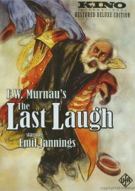 Last Laugh, The: Restored Deluxe Edition Movie