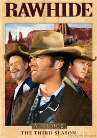 Rawhide: The Third Season - Volume 2 Movie