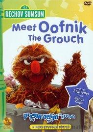 Shalom Sesame: Rechov Sumsum - Meet Oofnik The Grouch Movie