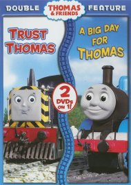 Thomas & Friends: Trust Thomas/ A Big Day For Thomas (Double Feature) Movie