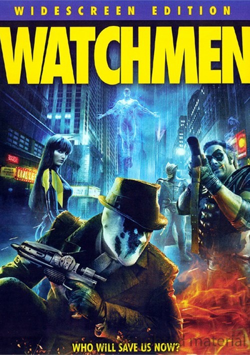 Watchmen (Widescreen) Movie