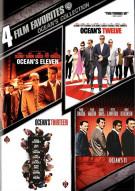 4 Film Favorites: Oceans Collection Movie