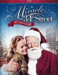 Miracle On 34th Street: 65th Anniversary Blu-ray
