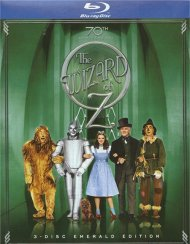 Wizard Of Oz, The: Emerald Edition Blu-ray