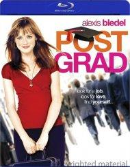 Post Grad Blu-ray