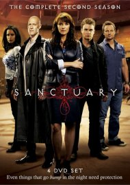 Sanctuary: The Complete Second Season Movie