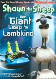 Shaun The Sheep: One Giant Leap For Lambkind Movie