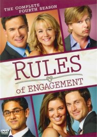 Rules Of Engagement: The Complete Fourth Season Movie