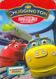 Chuggington: Lets Ride The Rails! Movie