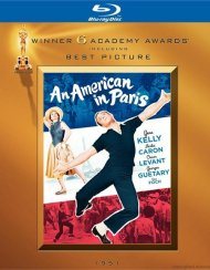 American In Paris, An (Academy Awards O-Sleeve) Blu-ray
