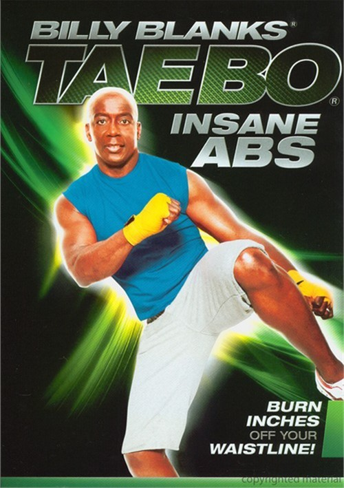 Billy Blanks Tae-Bo: Insane Abs Movie