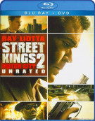 Street Kings / Street Kings 2: Motor City - Unrated (2 Pack) Blu-ray