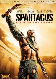 Spartacus: Gods Of The Arena Movie