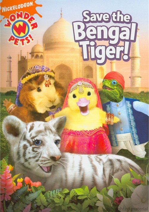 Wonder Pets: Save The Bengal Tiger / Wonder Pets: Save The Wonder Pets (2 Pack) Movie