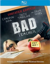 Bad Teacher: Unrated Blu-ray