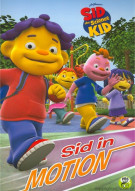Sid The Science Kid: Sid In Motion Movie
