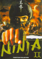 Ninja 2: 4 Film Collection Movie