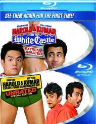 Harold & Kumar Go To White Castle / Harold & Kumar Escape From Guantanamo Bay (Double Feature) Blu-ray