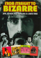 Frank Zappa: Straight To Bizarre Movie