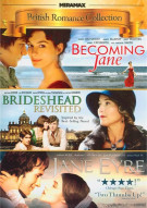 Miramax British Romance Collection Movie