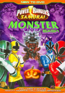 Power Rangers: Monster Bash Halloween Movie