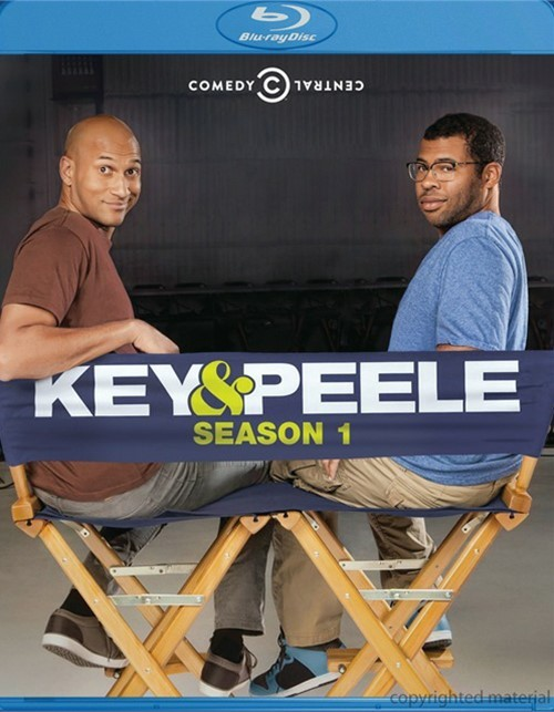 Key & Peele: Season One Blu-ray