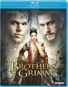 Brothers Grimm, The (Repackage) Blu-ray