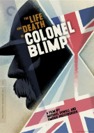 Life And Death Of Colonel Blimp, The: 2 Disc Edition - The Criterion Collection Movie